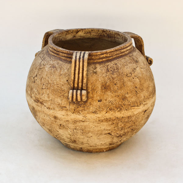 Belly Pot with Handles L